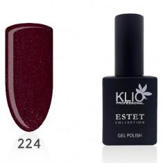 Klio Professional, Гель-лак Estet Collection №224