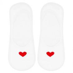 Носки женские SOCKS HEART White, р-р единый