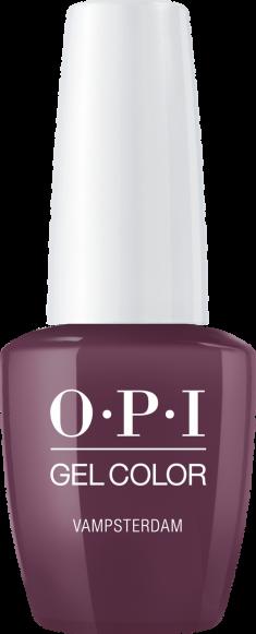 OPI Гель-лак для ногтей / Vampsterdam ICONIC GELCOLOR 15 мл