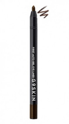 Карандаш для глаз гелевый Berrisom G9 First Auto Gel Eye Liner 03 Choco Brown