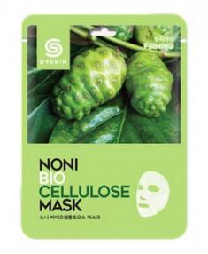 Маска тканевая с экстрактом нони Berrisom G9 SKIN NONI Biocellulose mask 25г