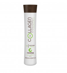 HONMA TOKYO Коллаген био Кокос, нанопластика волос / Bio Collagen Coconut Discipline 300 мл