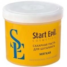 Aravia Professional Start Epil - Сахарная паста для депиляции, Мягкая, 750 г