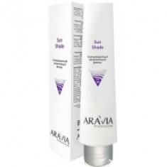 Aravia Professional Sun Shade SPF-30 - Флюид солнцезащитный увлажняющий для лица, 100 мл