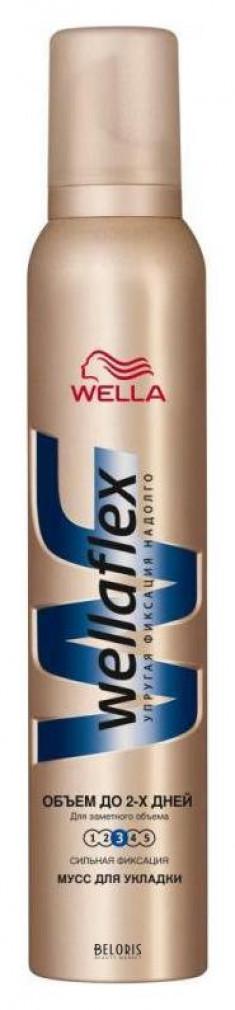 Мусс для волос Wella