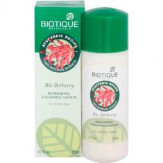 Очищающий лосьон для лица для всех типов кожи Bio Berberry BIOTIQUE