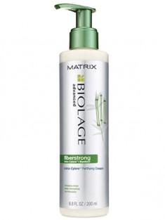 Матрикс (Matrix) Биолаж Файберстронг Укрепляющий крем Интра-Цилан для ослабленных волос 200 мл