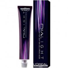 LOREAL PROFESSIONNEL 7.18 краска для волос / ДИАЛАЙТ 50 мл