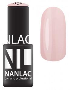 NANO PROFESSIONAL 2159 гель-лак для ногтей, Пина Колада / NANLAC 6 мл