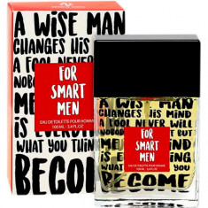 Туалетная вода для мужчин For Smart Men 100 мл SERGIO NERO