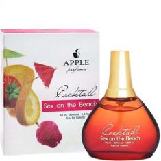 Туалетная вода для женщин Cocktail Sex on the Beach 55 мл Apple Parfums