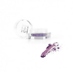 Рассыпчатые перламутровые тени Make-Up Atelier Paris PP28 фиолетовый