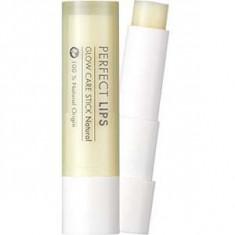 Сияющий бальзам для губ Perfect Lips Glow Care Stick Tony Moly