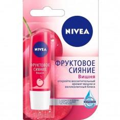 Бальзам для губ Фруктовое сияние с ароматом вишни NIVEA