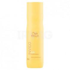 Wella Invigo Sun Очищающий шампунь с провитамином В5 250мл