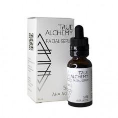 True Alchemy, Сыворотка для лица AHA Acids 5.1%, 30 мл