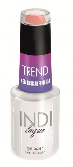 RuNail 5074 гель-лак для ногтей / INDI laque Trend 9 мл