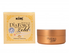 KIMS Патчи гидрогелевые Сила Золота / Dia Force Gold Hydro-Gel Eye Patch 60 шт