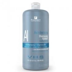 Fauvert Professionnel VHS Equilibre Shampooing Apaisant - Шампунь-комфорт успокаивающий для чувствительной кожи головы, 1000 мл