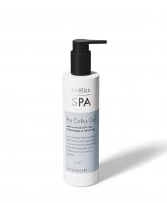 KINETICS Гель для размягчения ороговевшей кожи и мозолей с молочной кислотой / SPA Pedicure PRO Callus Gel 225 мл