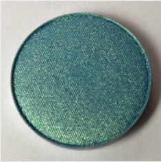 Тени прессованные Make-Up Atelier Paris Т251 мерцающее серебро, запаска 2г