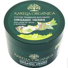 Густое травяное био-мыло Organic Herbs KARELIA ORGANICA