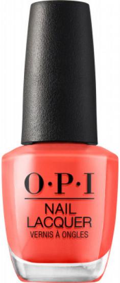 Лак для ногтей OPI CLASSIC NLF81 Living On The Bula-Vard! 15 мл