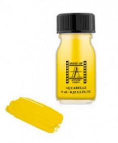 Кремовая краска для лица и тела Make-Up Atelier Paris AQJ желтый
