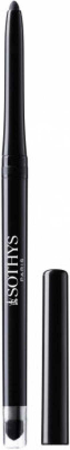 Карандаш для глаз Sothys Universal Black Eye Pencil 10 насыщенный чёрный