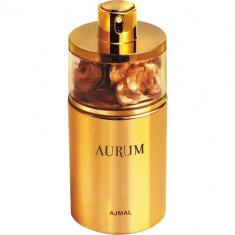 Парфюмированная вода Aurum 75 мл AJMAL