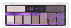 Палетка теней для век CATRICE The Edgy Lilac Collection Eyeshadow Palette 010 PURPLE UP YOUR LIFE