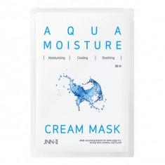 маска тканевая увлажняющая jungnani jnn-ii aqua moisture cream mask