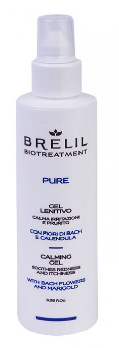 BRELIL professional Гель успокаивающий / BIOTREATMENT PURE CALMING Gel 100 мл