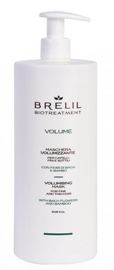 BRELIL PROFESSIONAL Маска для создания объема / BIOTREATMENT Volume 1000 мл