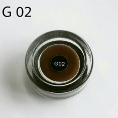 Подводка гелевая (Long-wear Cream Eyeliner) MAKE-UP-SECRET G02