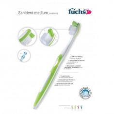 Fuchs Sanident Зубная щетка средняя