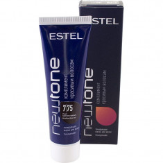 Estel Newtone Тонирующая маска для волос 7/75 Русый коричнево-красный 60мл