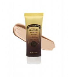 Омолаживающий ВВ крем с экстрактом плаценты 3W CLINIC Premium Placenta Sun BB Cream SPF40/PA+++