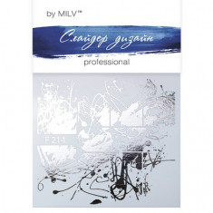 Milv, Слайдер-дизайн F214, серебро