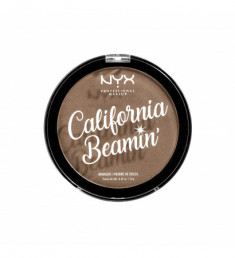 NYX PROFESSIONAL MAKEUP Бронзирующая пудра для лица и тела California Beamin' Face & Body Bronzer - The Golden One