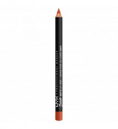 NYX PROFESSIONAL MAKEUP Карандаш для губ Suede Matte Lip Liner - Peach Don't Kill My Vibe 56