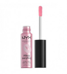 NYX PROFESSIONAL MAKEUP Бальзам для губ #thisiseverything Lip Oil - Sheer
