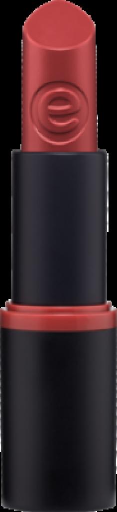 Губная помада Essence Ultra last instant colour lipstick 14 коричнево-красный