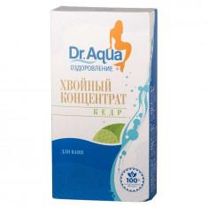 Dr.Aqua Хвойный концентрат Кедр 800г