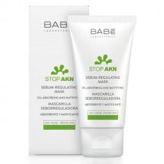 BABE Laboratorios Stop AKN маска для лица себорегулирующая 50мл