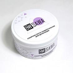 SAWA, Сахарная паста для шугаринга, универсальная, 500 г