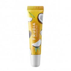 смягчающий крем для губ с кокосом frudia coconut honey salve lip cream