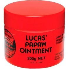 Бальзам для губ Ointment Lucas Papaw