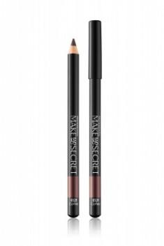 Стойкий карандаш для глаз (Waterproof Eye liner) MAKE-UP-SECRET ES21