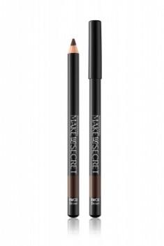Стойкий карандаш для глаз (Waterproof Eye liner) MAKE-UP-SECRET EM02